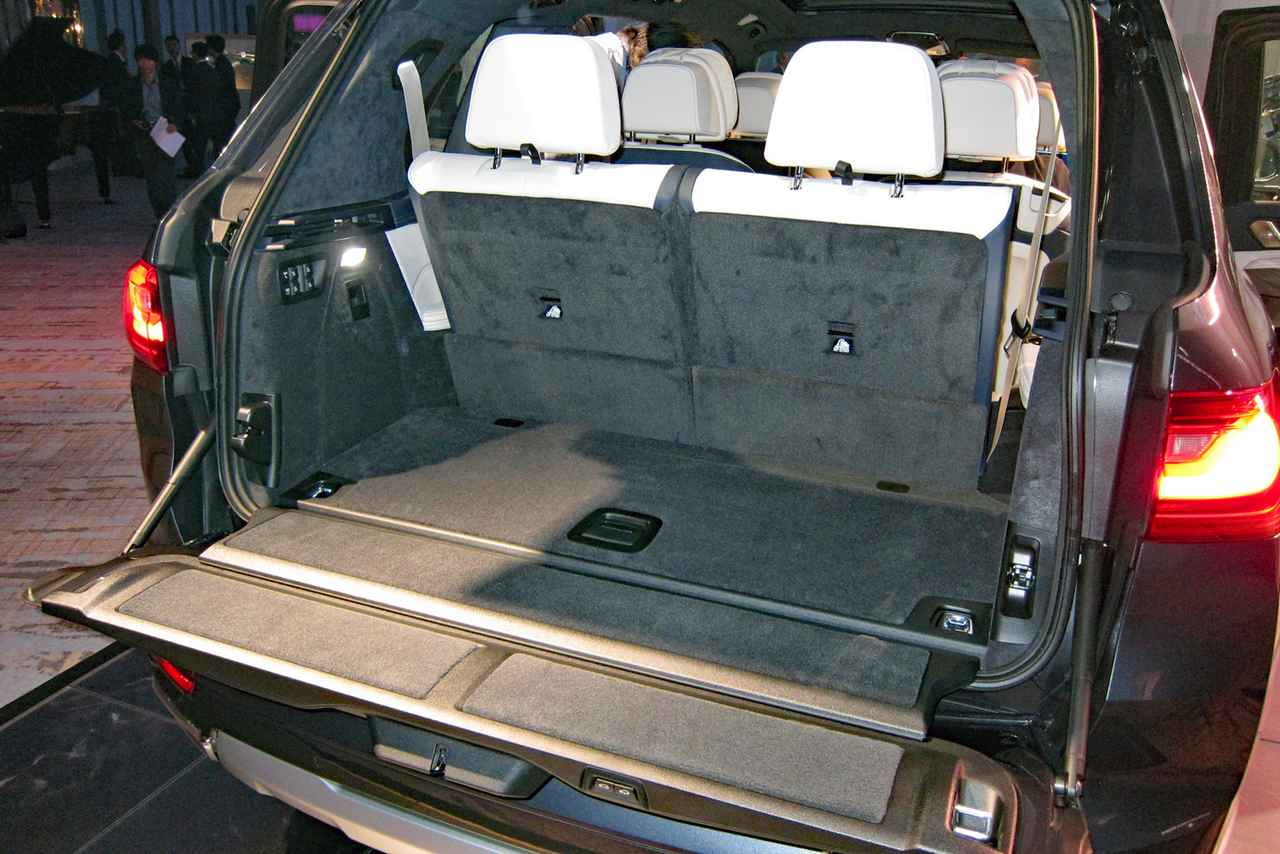 Images : 14番目の画像 - BMW X7 - Webモーターマガジン