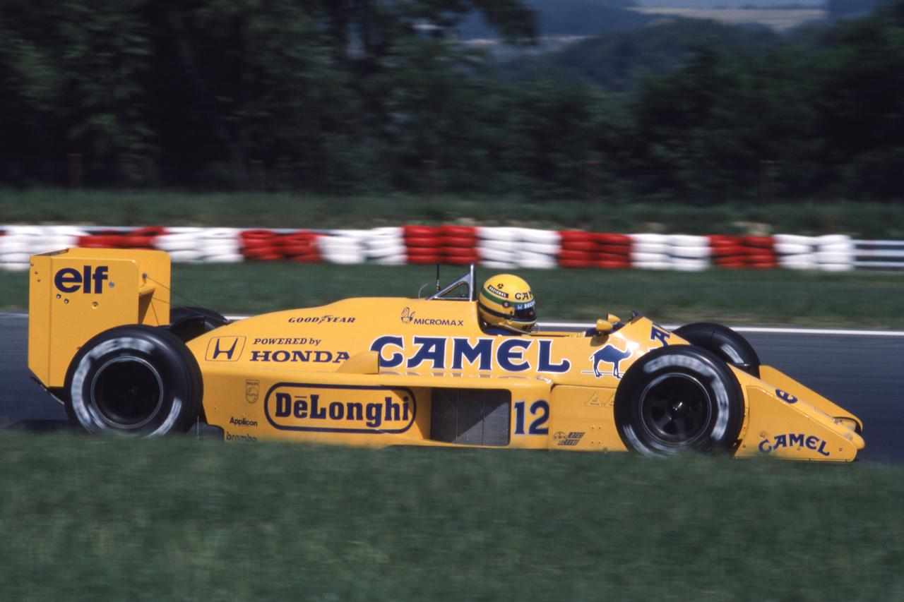 Images : 4番目の画像 - ロータス・ホンダ 99T Lotus Honda 99T(1987) - LAWRENCE - Motorcycle x Cars + α = Your Life.
