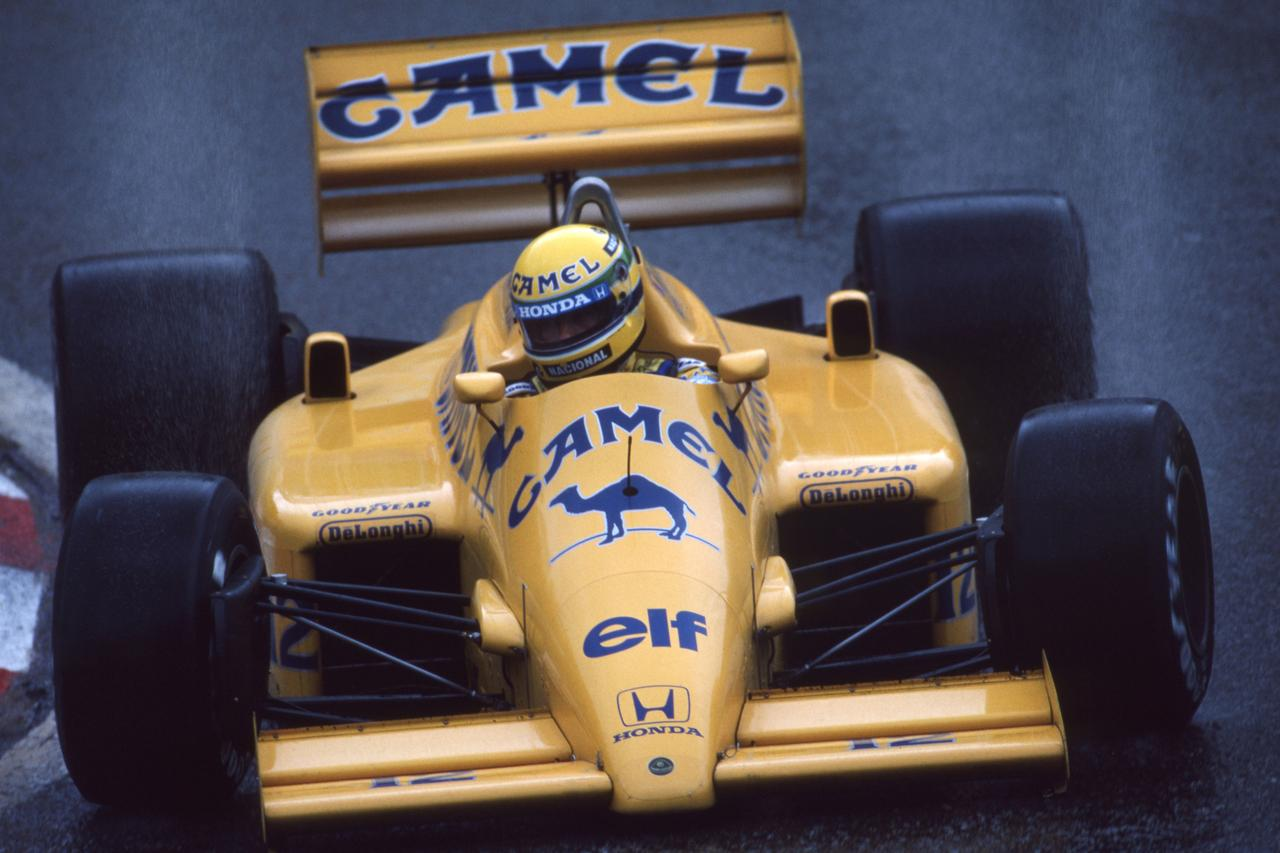 Images : 7番目の画像 - ロータス・ホンダ 99T Lotus Honda 99T(1987) - LAWRENCE - Motorcycle x Cars + α = Your Life.