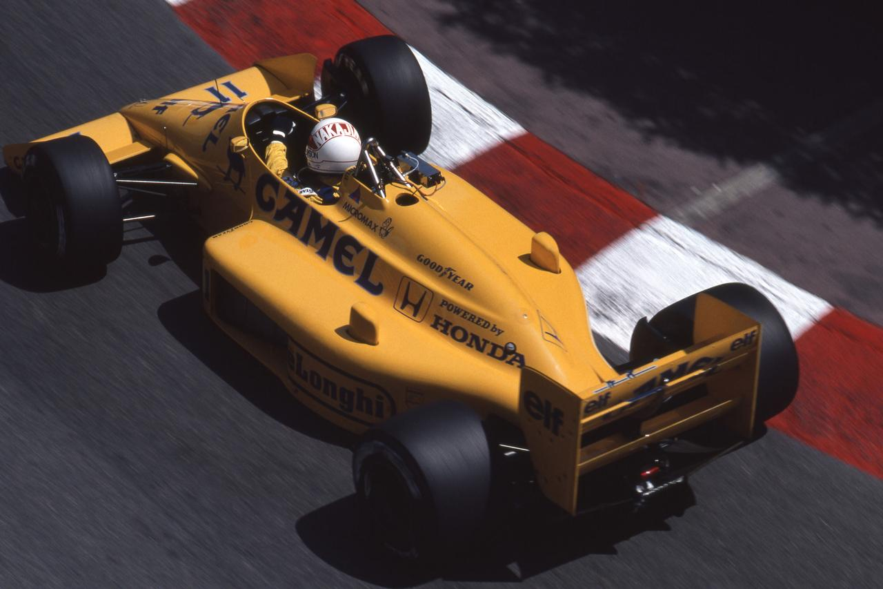 Images : 3番目の画像 - ロータス・ホンダ 99T Lotus Honda 99T(1987) - LAWRENCE - Motorcycle x Cars + α = Your Life.