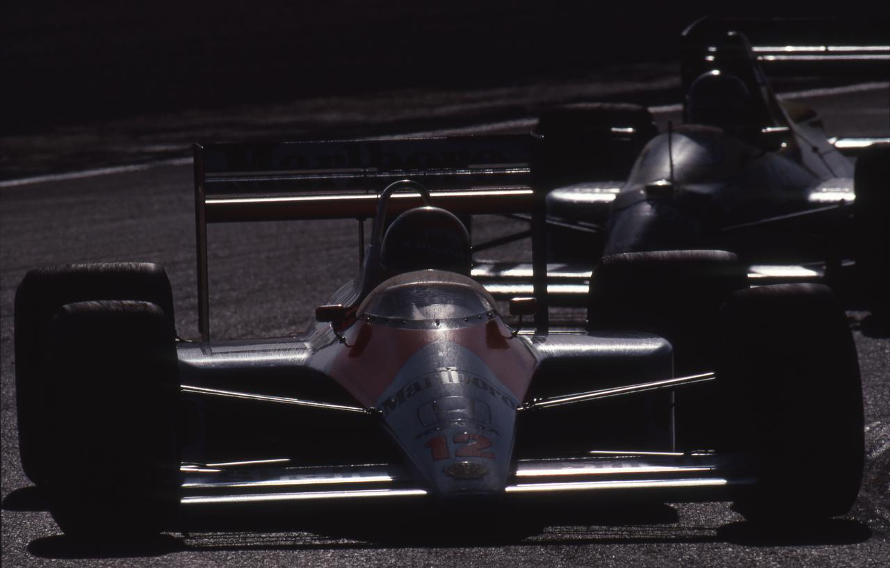 Images : 4番目の画像 - マクラーレン・ホンダ MP4/4(1988)McLaren Honda MP4/4 - Webモーターマガジン