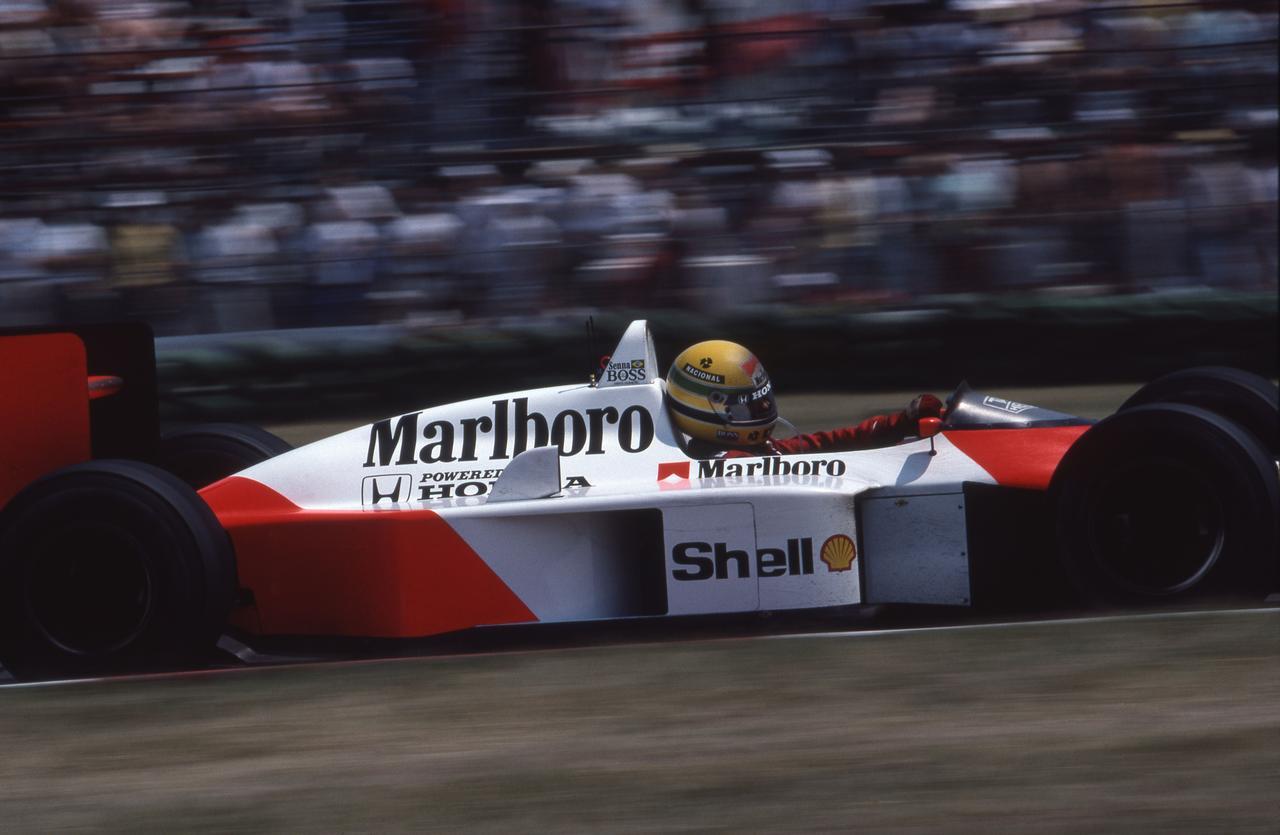 Images : 5番目の画像 - マクラーレン・ホンダ MP4/4(1988)McLaren Honda MP4/4 - Webモーターマガジン