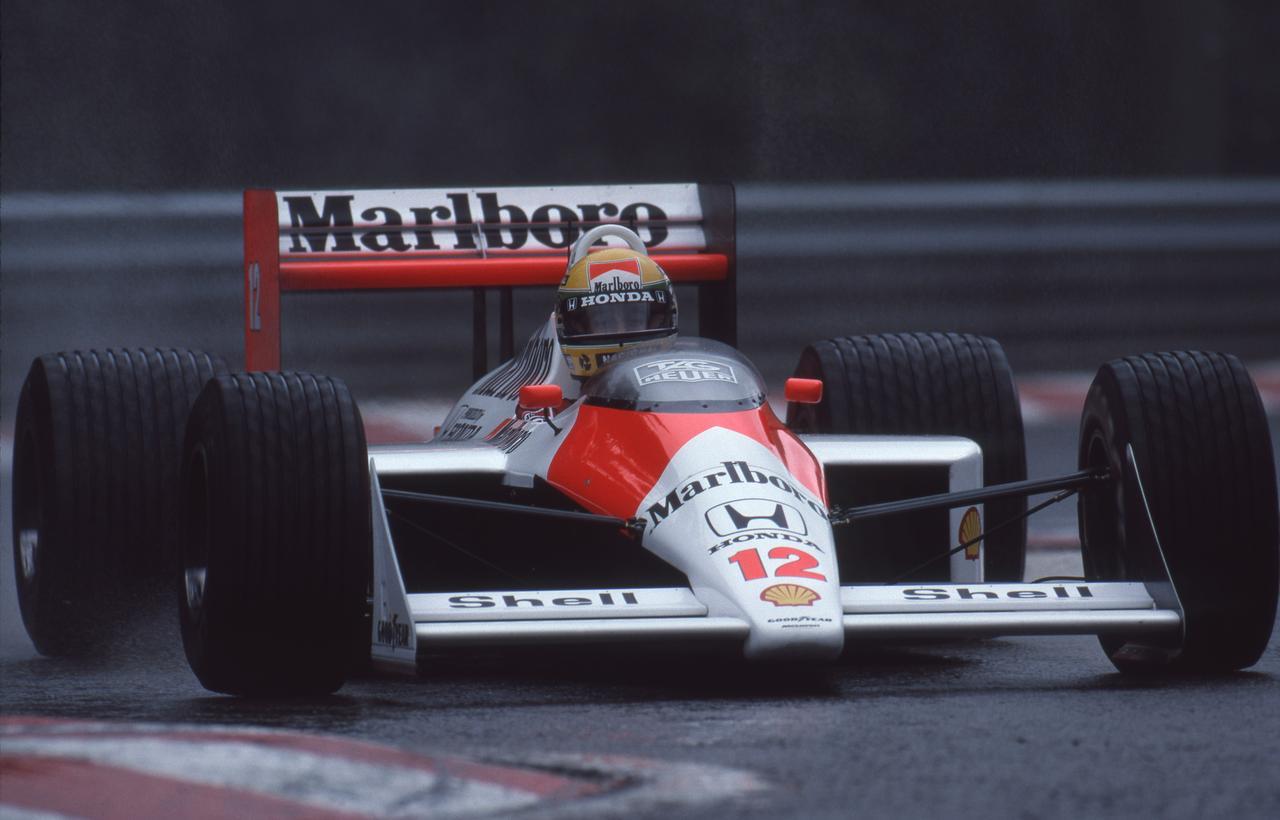 Images : 1番目の画像 - マクラーレン・ホンダ MP4/4(1988)McLaren Honda MP4/4 - Webモーターマガジン