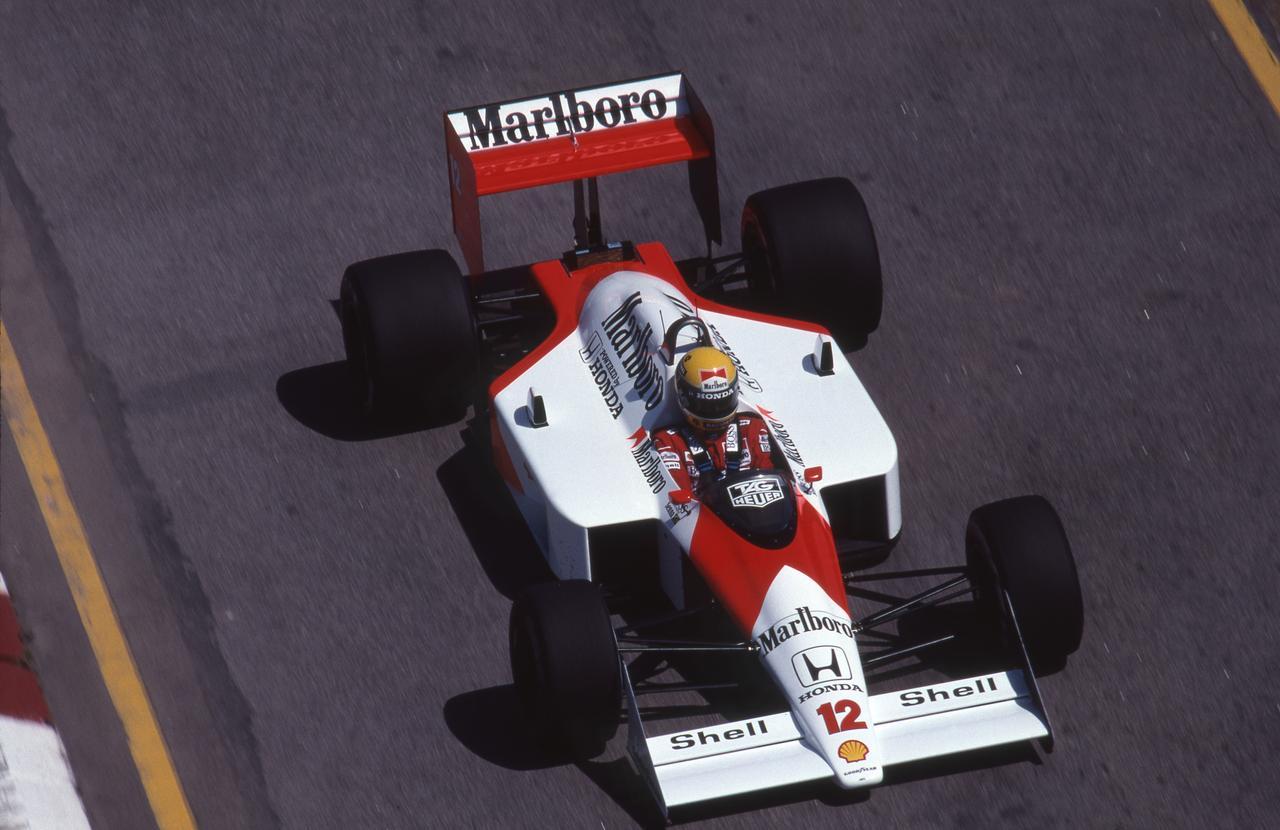 Images : 6番目の画像 - マクラーレン・ホンダ MP4/4(1988)McLaren Honda MP4/4 - Webモーターマガジン