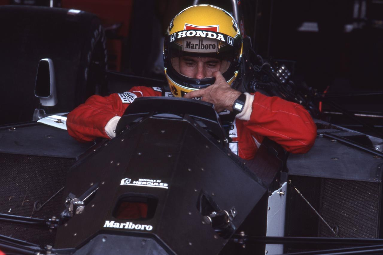 Images : 10番目の画像 - マクラーレン・ホンダ MP4/4(1988)McLaren Honda MP4/4 - Webモーターマガジン