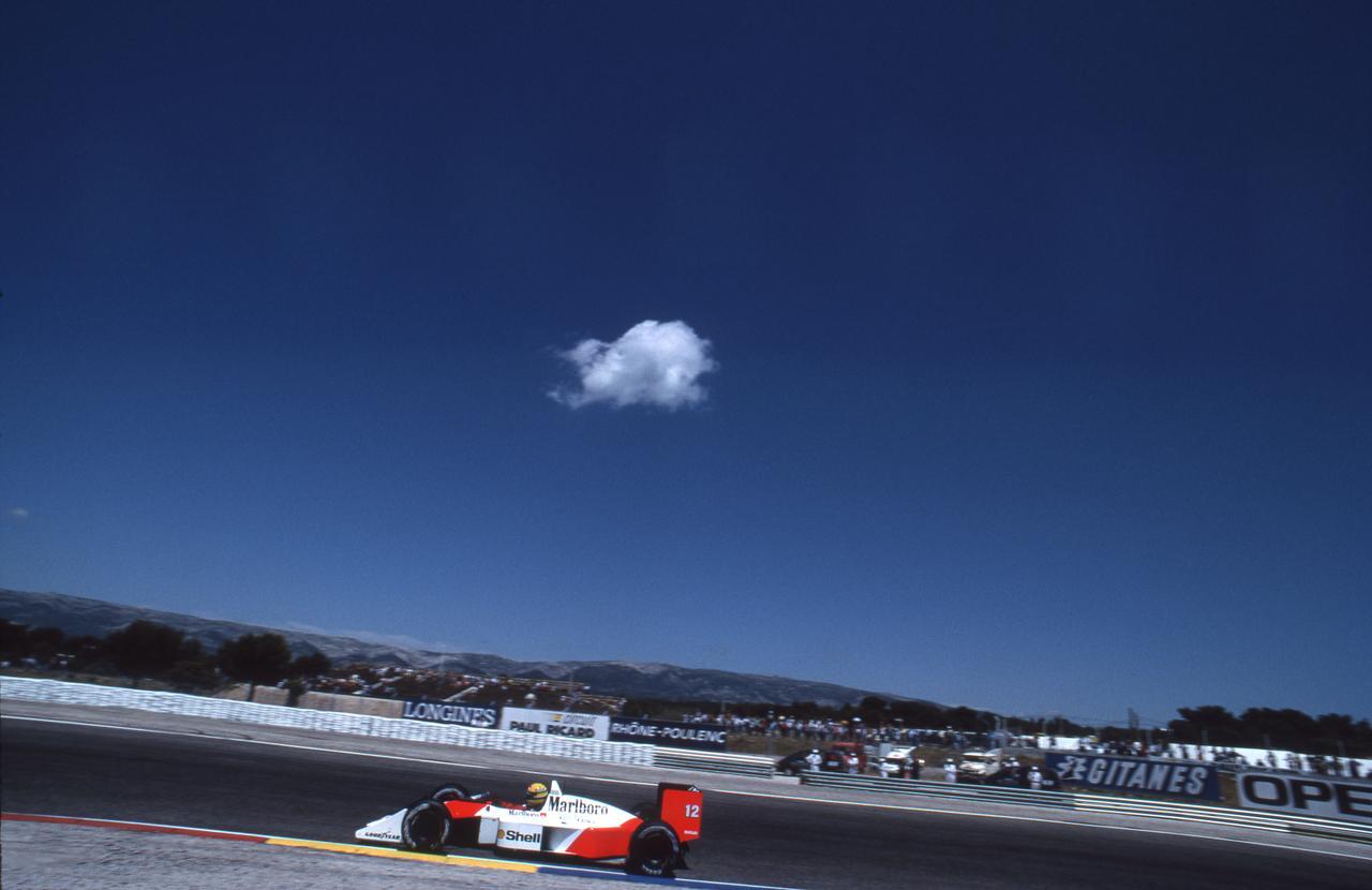 Images : 3番目の画像 - マクラーレン・ホンダ MP4/4(1988)McLaren Honda MP4/4 - Webモーターマガジン