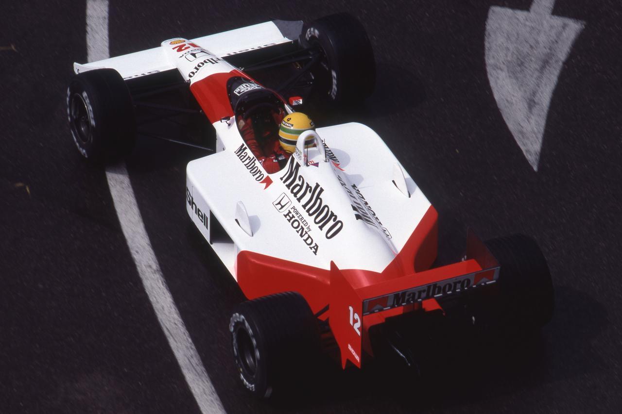 Images : 2番目の画像 - マクラーレン・ホンダ MP4/4(1988)McLaren Honda MP4/4 - Webモーターマガジン