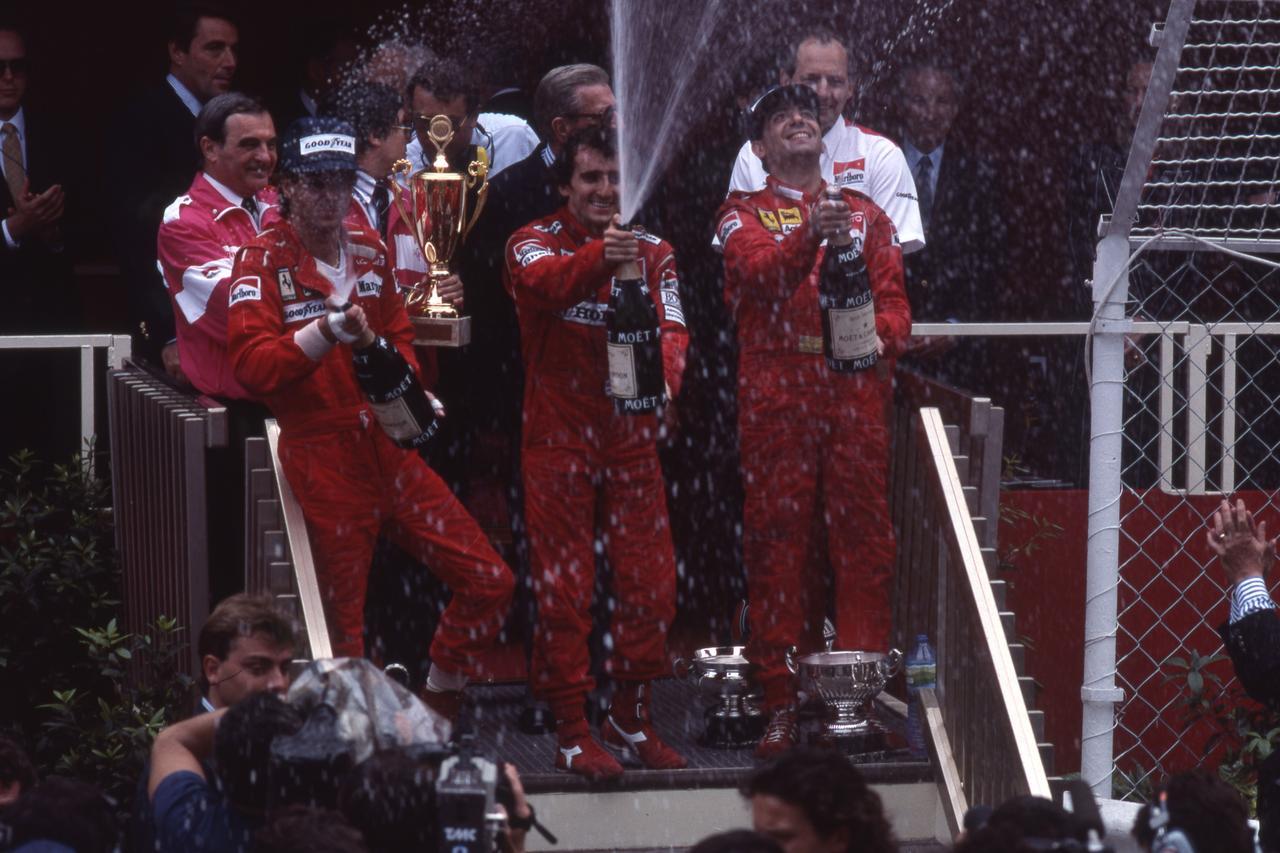 Images : 14番目の画像 - マクラーレン・ホンダ MP4/4(1988)McLaren Honda MP4/4 - Webモーターマガジン