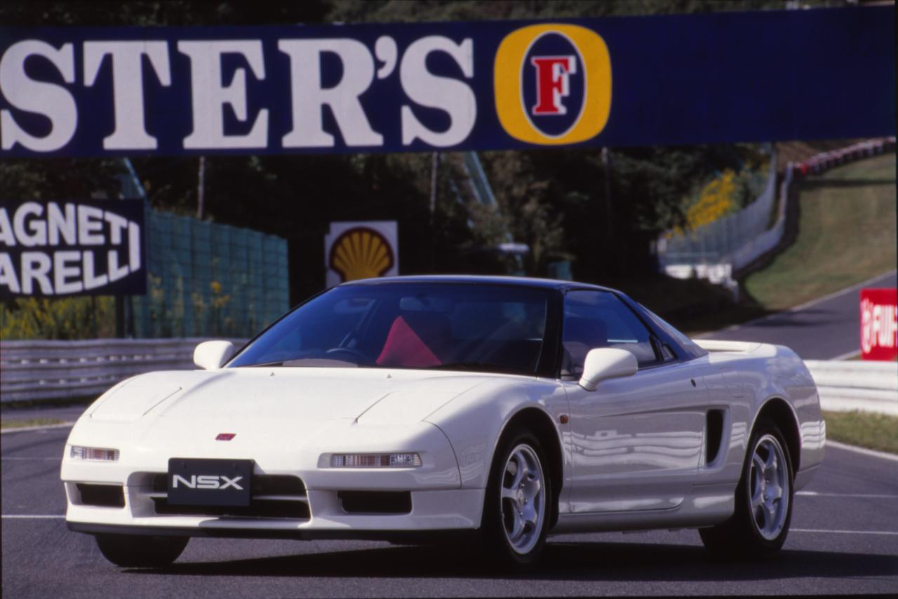 Images : 5番目の画像 - 初代ホンダNSX - LAWRENCE - Motorcycle x Cars + α = Your Life.