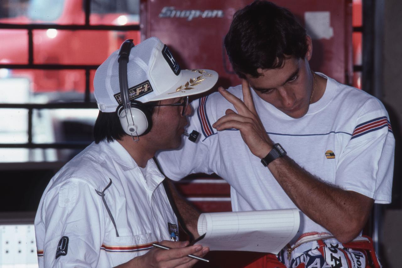 Images : 12番目の画像 - マクラーレン・ホンダ MP4/4(1988)McLaren Honda MP4/4 - Webモーターマガジン