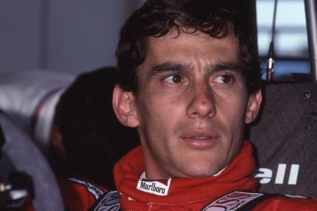 画像: シーズン8勝をあげて初めてチャンピオンに輝いたアイルトン・セナ。日本GPでタイトルを決めた。