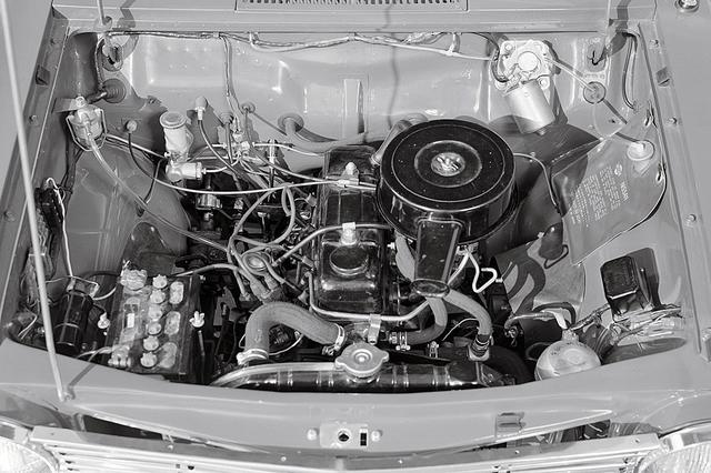 画像: OHVながら軽快な吹き上がりを見せたA10型エンジンは最高出力60psを引き出した。