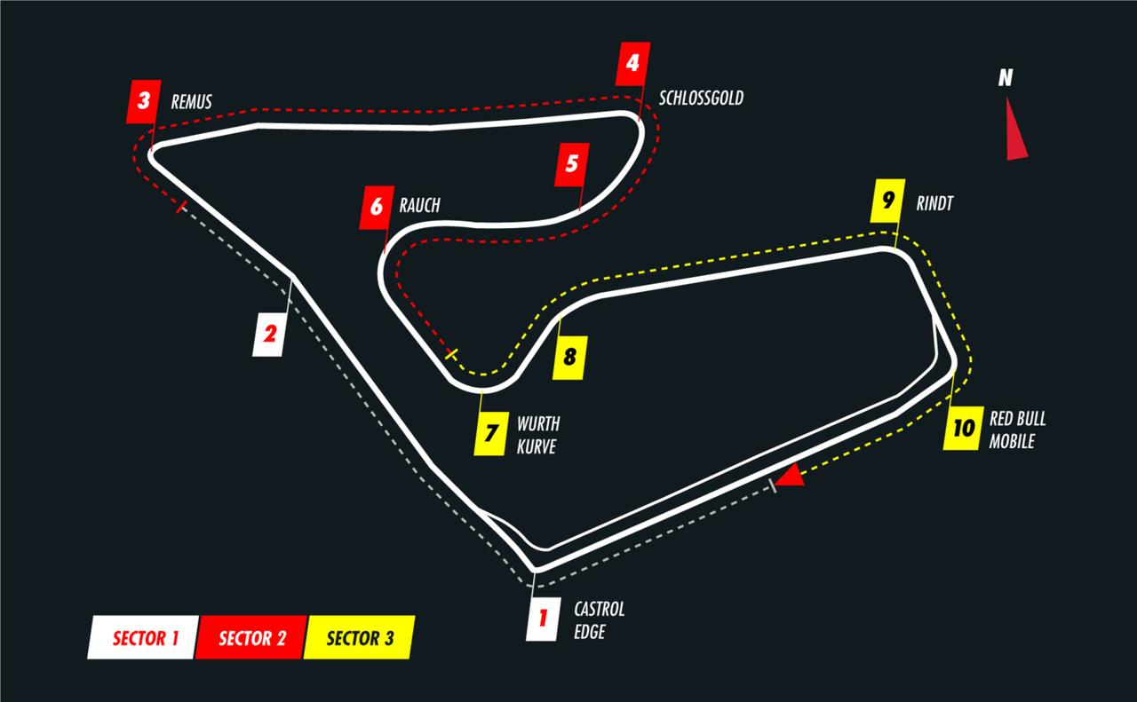 Images : 5番目の画像 - 2019年 F1オーストリアGP プレビュー - Webモーターマガジン