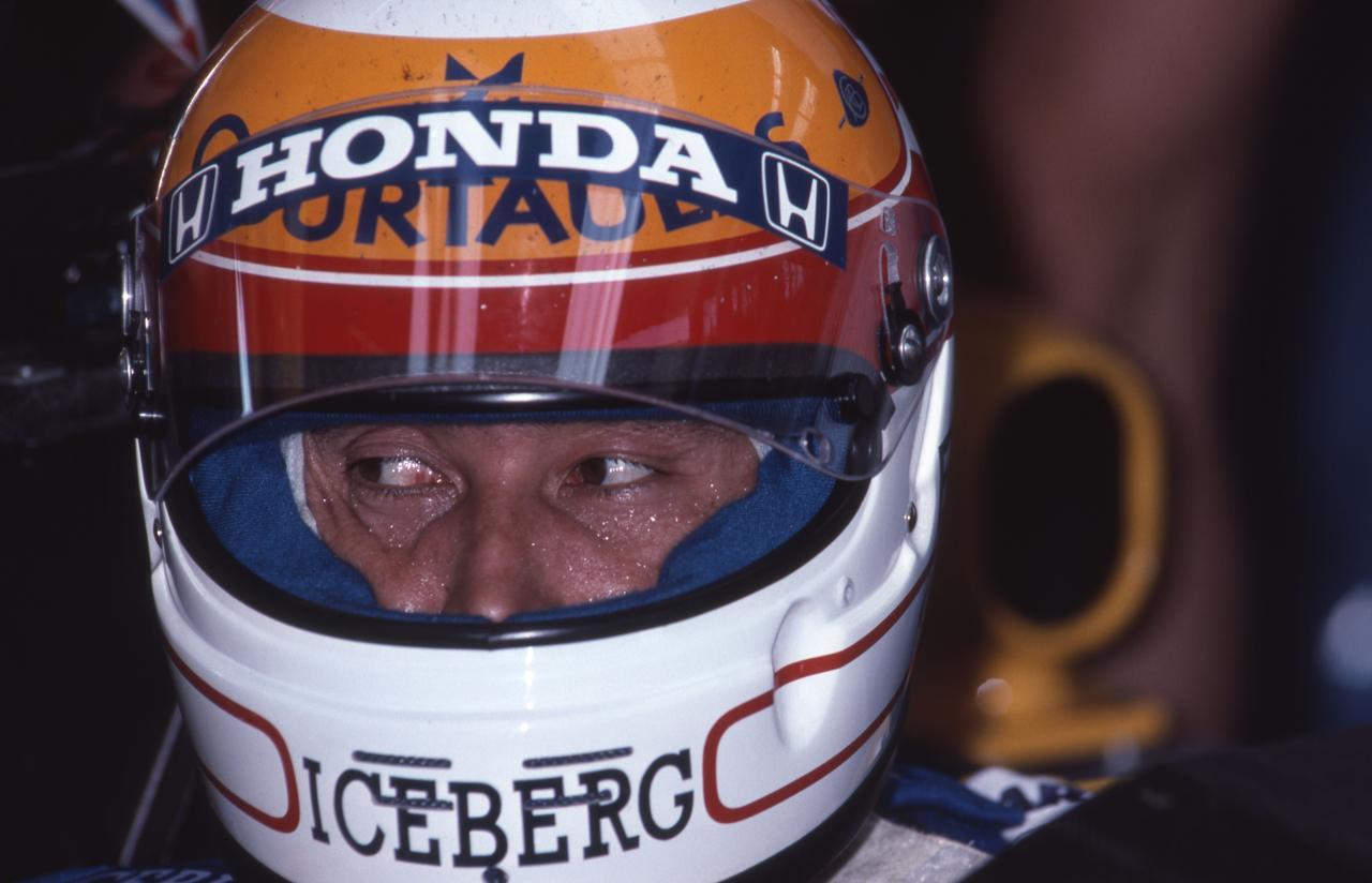 Images : 8番目の画像 - ロータス・ホンダ 100T Lotus Honda 100T(1988) - Webモーターマガジン