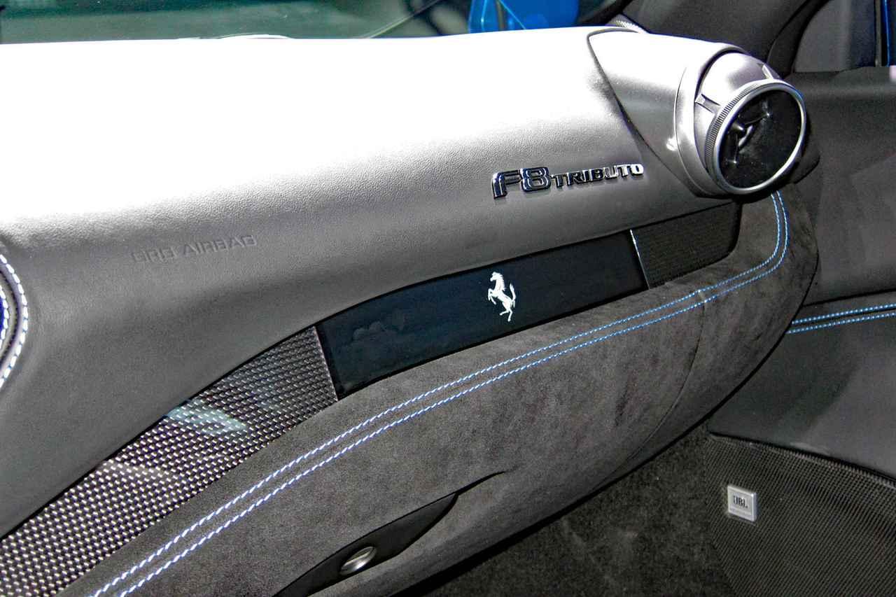 Images : 10番目の画像 - フェラーリF8トリブート - Webモーターマガジン