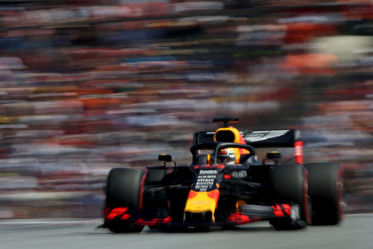 Images : 1番目の画像 - F1第9戦オーストリアGP決勝 - Webモーターマガジン