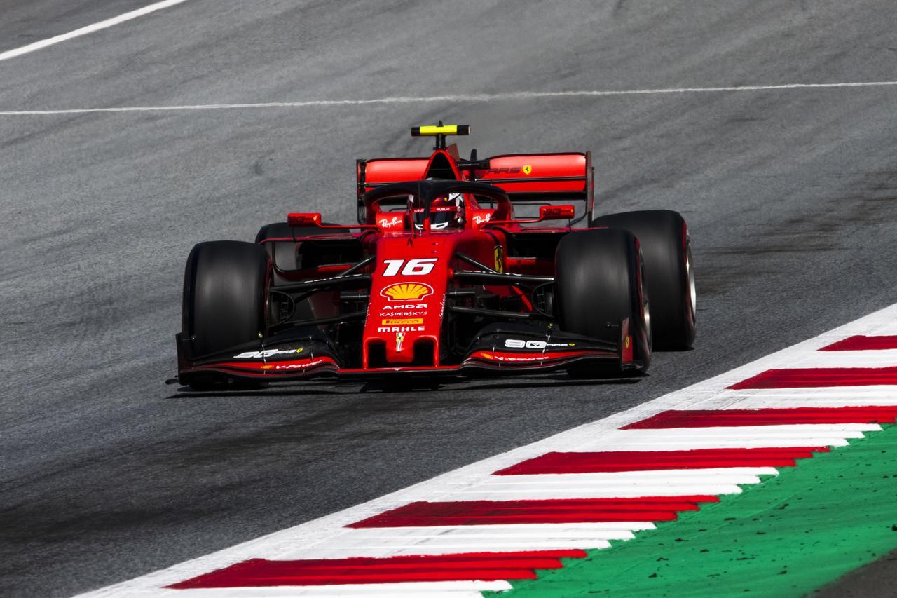 Images : 3番目の画像 - F1第9戦オーストリアGP予選 - Webモーターマガジン