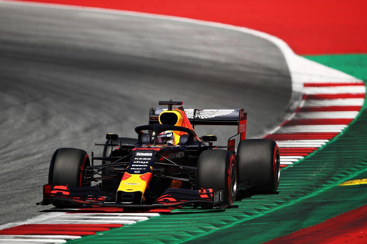 Images : 9番目の画像 - F1第9戦オーストリアGP予選 - Webモーターマガジン