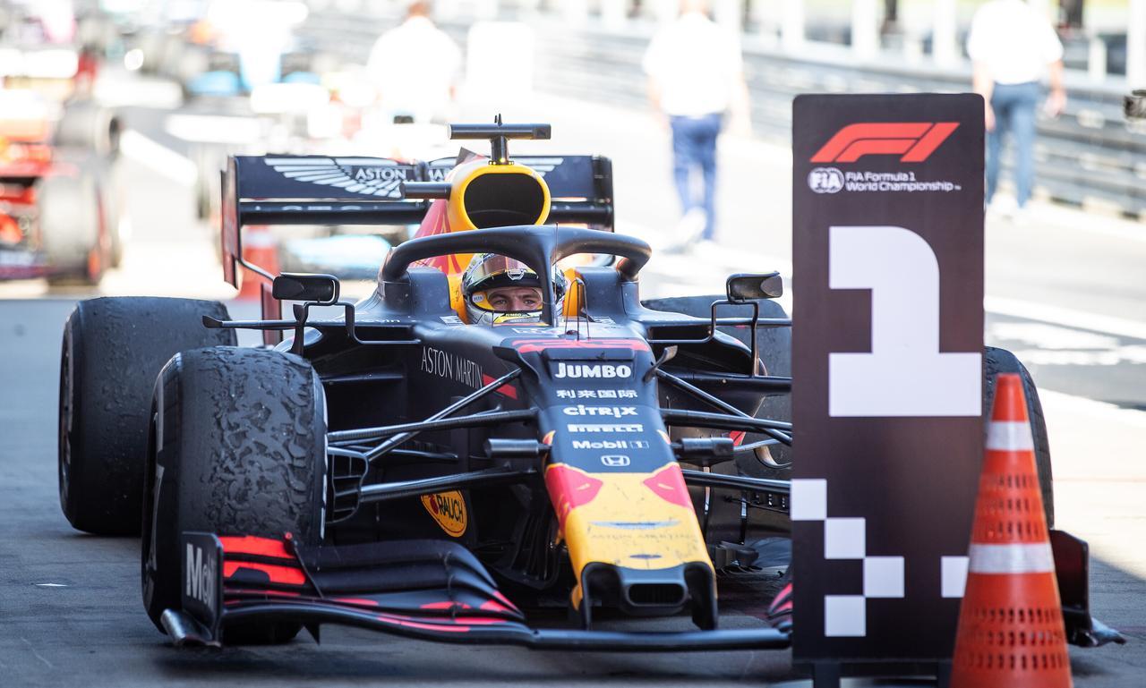 Images : 6番目の画像 - F1第9戦オーストリアGP決勝 - Webモーターマガジン