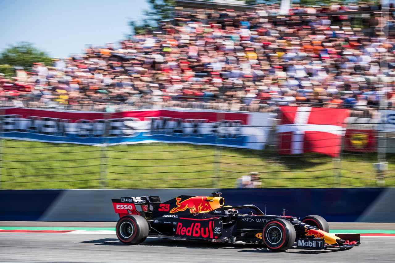 Images : 4番目の画像 - F1第9戦オーストリアGP フェルスタッペン優勝 - Webモーターマガジン