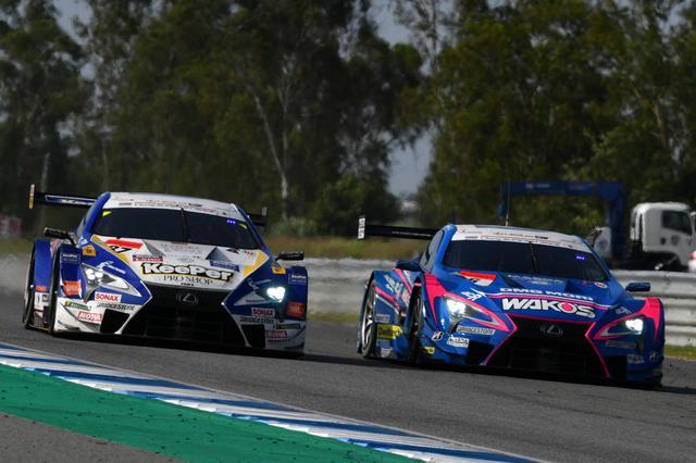 画像5: 逃げるチーム ルマン、追うチームTOM'S(GT500クラス)