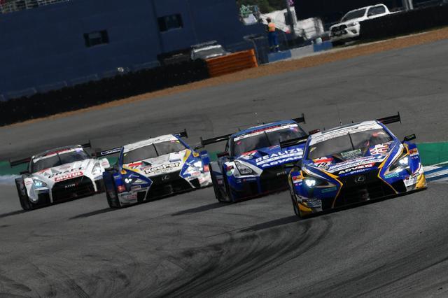 画像3: 逃げるチーム ルマン、追うチームTOM'S(GT500クラス)