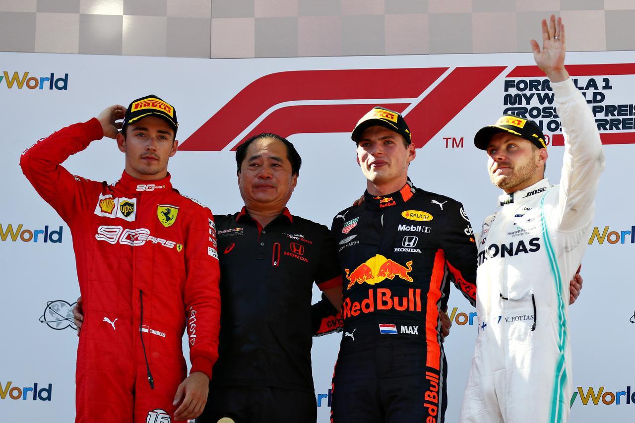 Images : 8番目の画像 - F1第9戦オーストリアGP フェルスタッペン優勝 - Webモーターマガジン