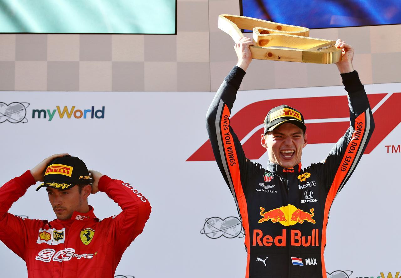Images : 11番目の画像 - F1第9戦オーストリアGP フェルスタッペン優勝 - Webモーターマガジン