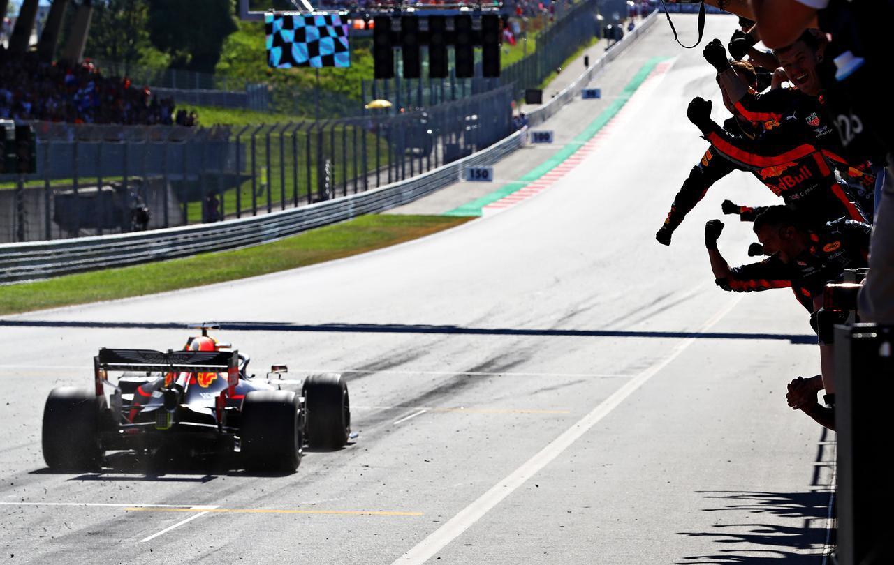 Images : 7番目の画像 - F1第9戦オーストリアGP フェルスタッペン優勝 - Webモーターマガジン