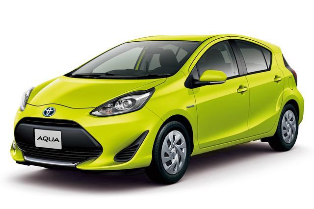 画像: S(ボディカラーはサーモテクトライトグリーン)オプション装着車