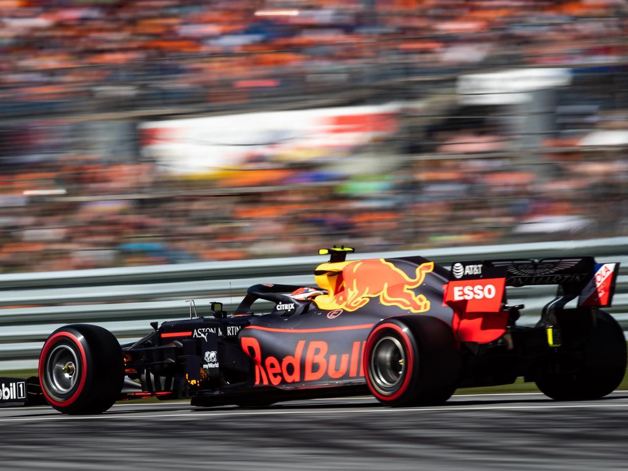 F1オーストリアGP、ホンダの新し...