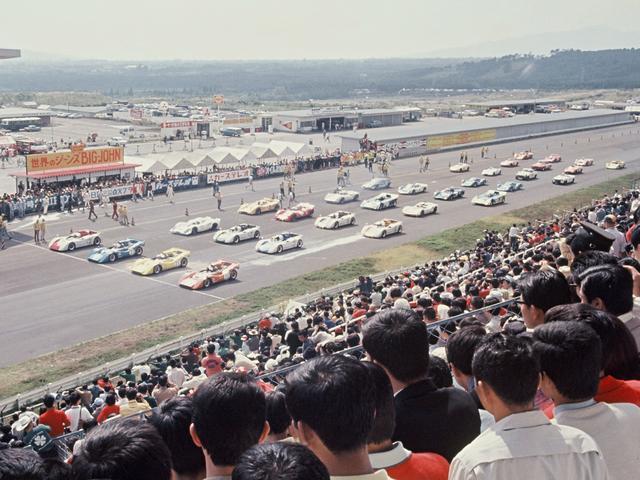 1969年日本グランプリの記憶①】1...