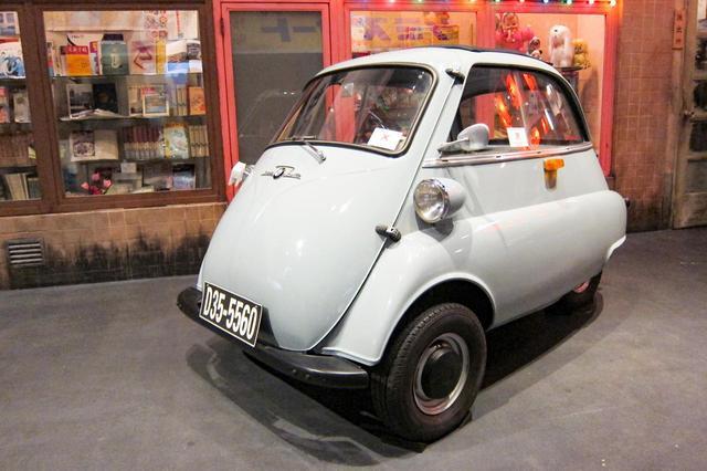画像: BMWのイセッタは、1950年代の欧州で人気だったマイクロカーのひとつ。