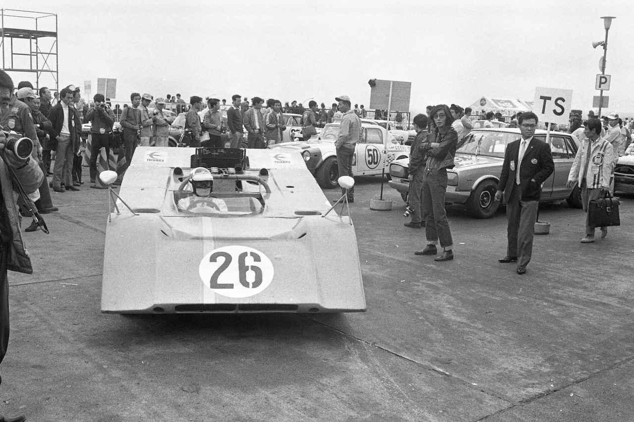 Images : 4番目の画像 - 1969年日本グランプリ いすゞ - Webモーターマガジン