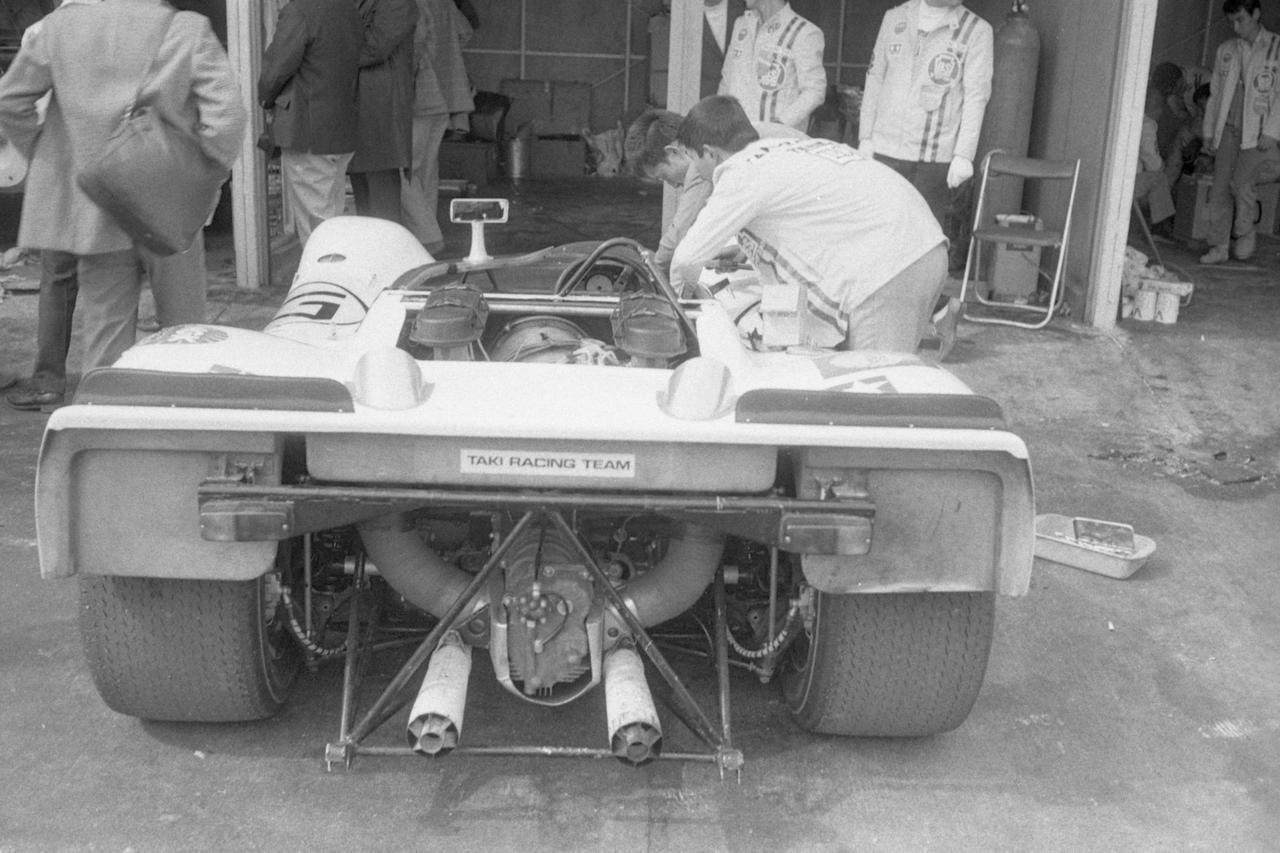 Images : 10番目の画像 - 1969年日本グランプリ ポルシェ - Webモーターマガジン