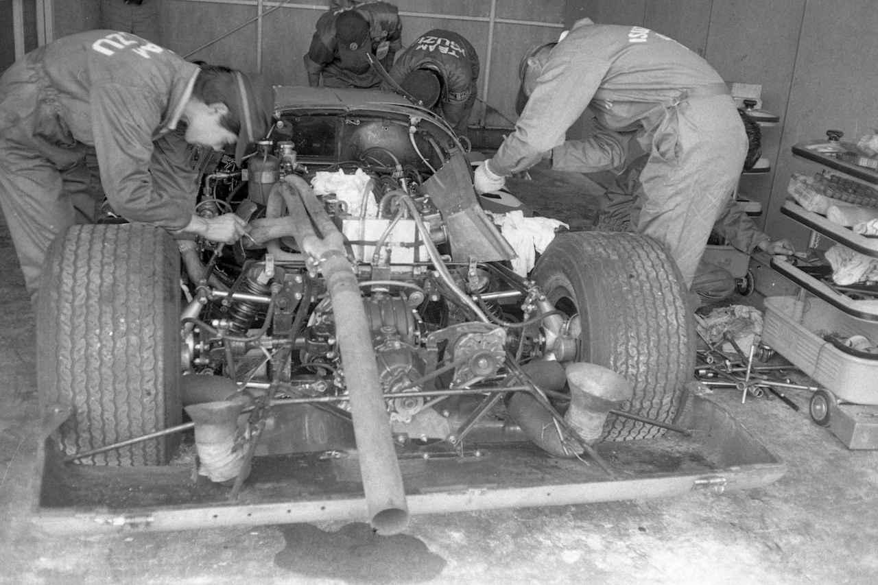 Images : 6番目の画像 - 1969年日本グランプリ いすゞ - Webモーターマガジン
