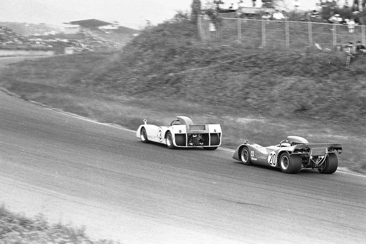 Images : 8番目の画像 - 1969年日本グランプリ トヨタ7 - Webモーターマガジン