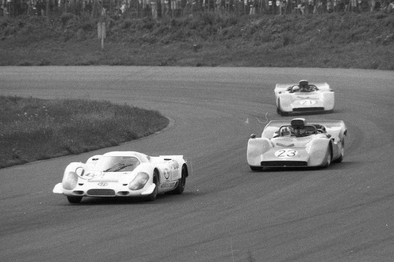 Images : 3番目の画像 - 1969年日本グランプリ ポルシェ - Webモーターマガジン