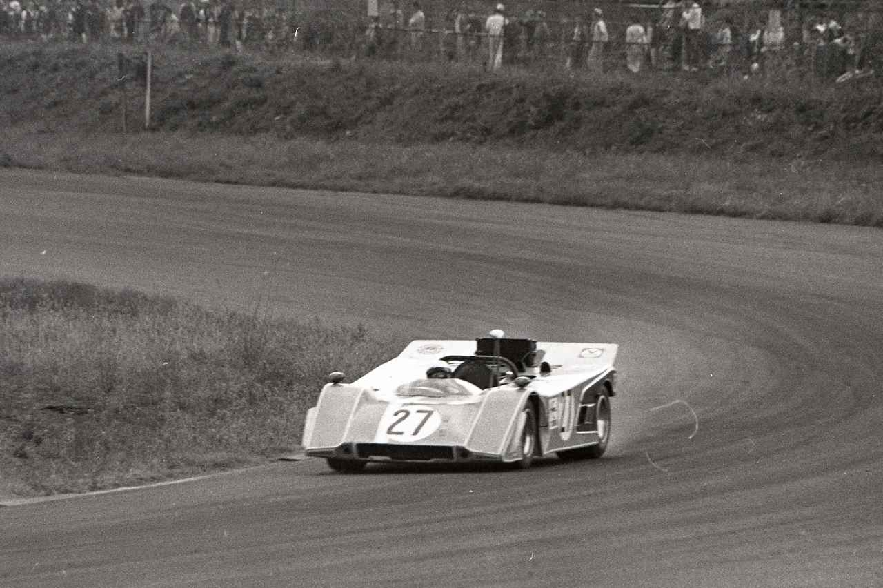 Images : 2番目の画像 - 1969年日本グランプリ いすゞ - Webモーターマガジン