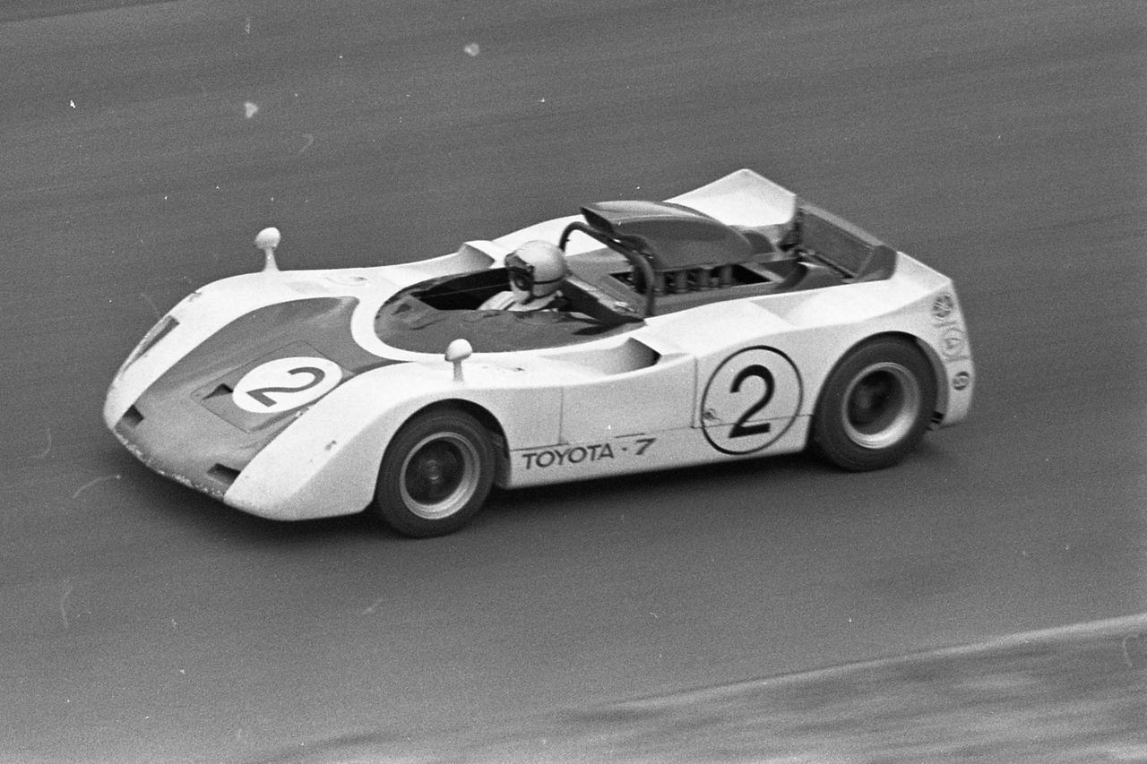 Images : 7番目の画像 - 1969年日本グランプリ トヨタ7 - Webモーターマガジン