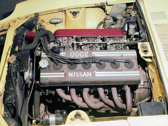 画像: レーシング・プロトタイプR380のエンジンをルーツとするS20型。その結晶塗装のカムカバーは、いま見ても美しい。