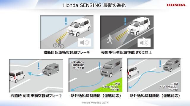 画像: 交通事故ゼロ技術
