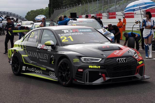 画像: 予選最速のAudi RS3 LMS