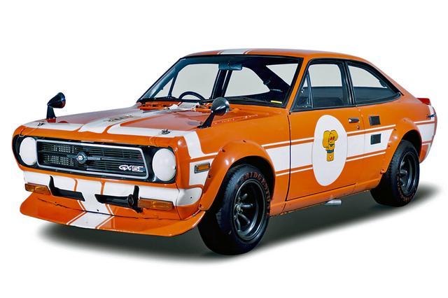 画像: 110サニーは入門用レースカーとしても愛された。写真は、1972年の東京モーターショー出展され、現在は座間ヘリテージコレクションに展示されているTS仕様。