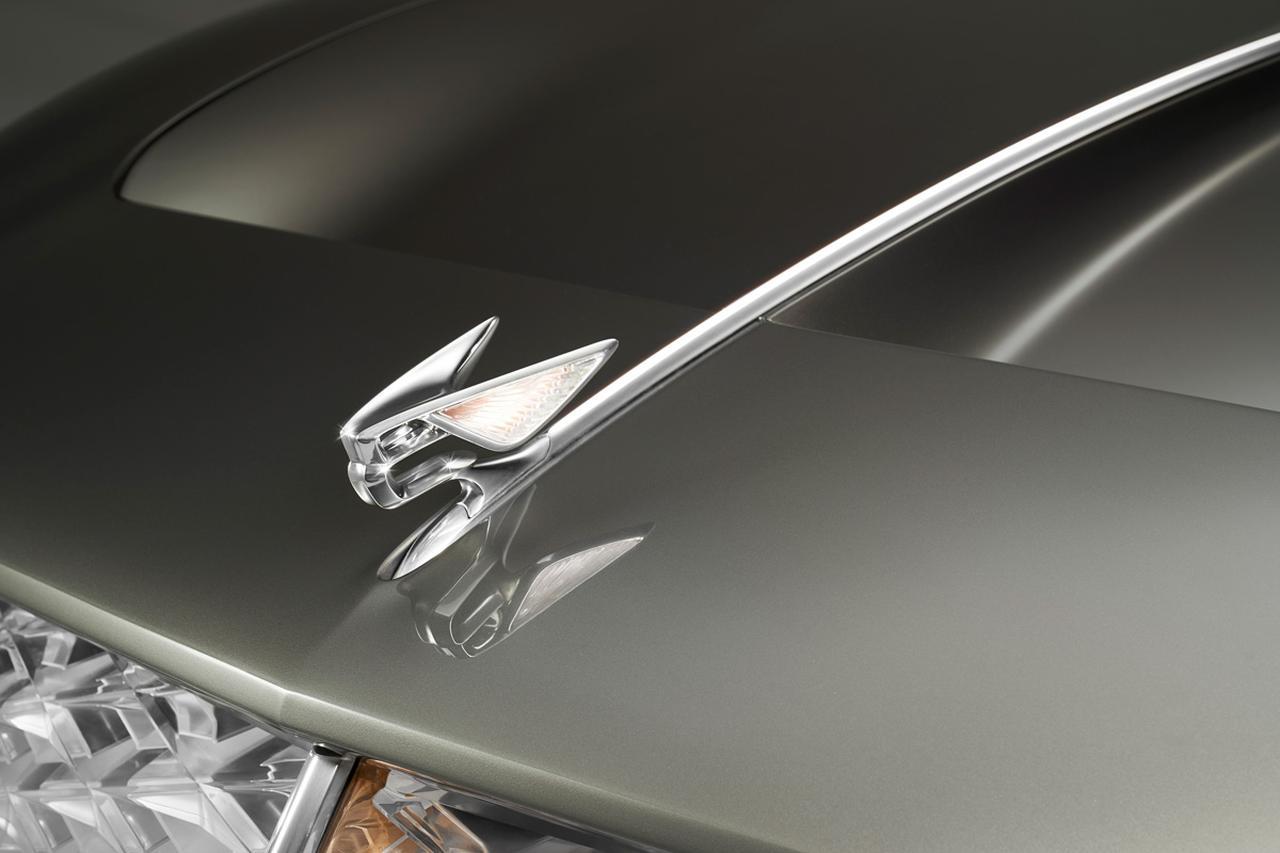 Images : 11番目の画像 - Bentley EXP 100 GT - Webモーターマガジン