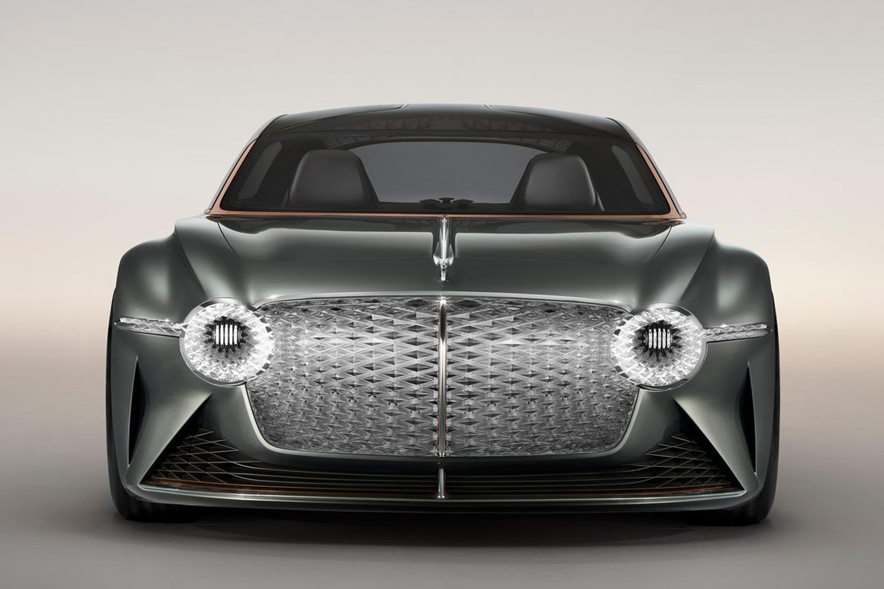 Images : 4番目の画像 - Bentley EXP 100 GT - Webモーターマガジン
