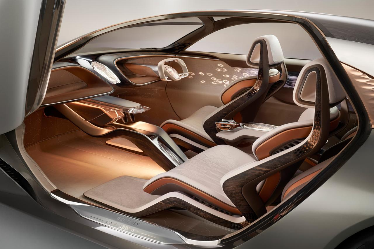 Images : 9番目の画像 - Bentley EXP 100 GT - Webモーターマガジン