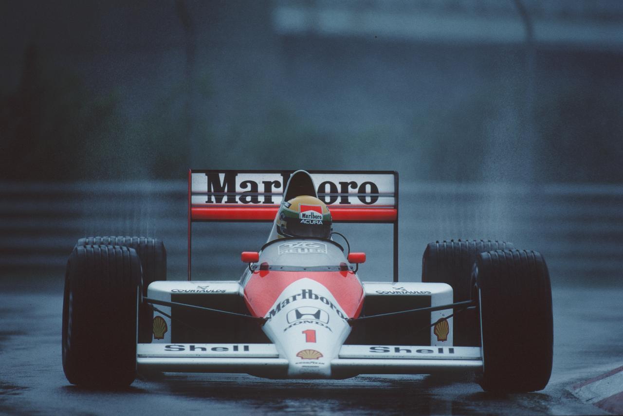 Images : 8番目の画像 - マクラーレン・ホンダ MP4/5(1989) - Webモーターマガジン