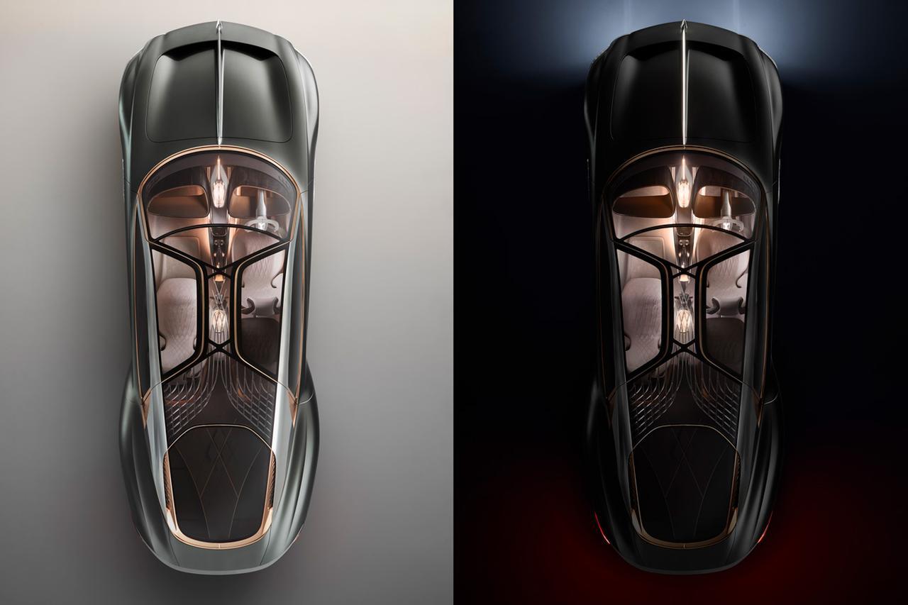 Images : 7番目の画像 - Bentley EXP 100 GT - Webモーターマガジン