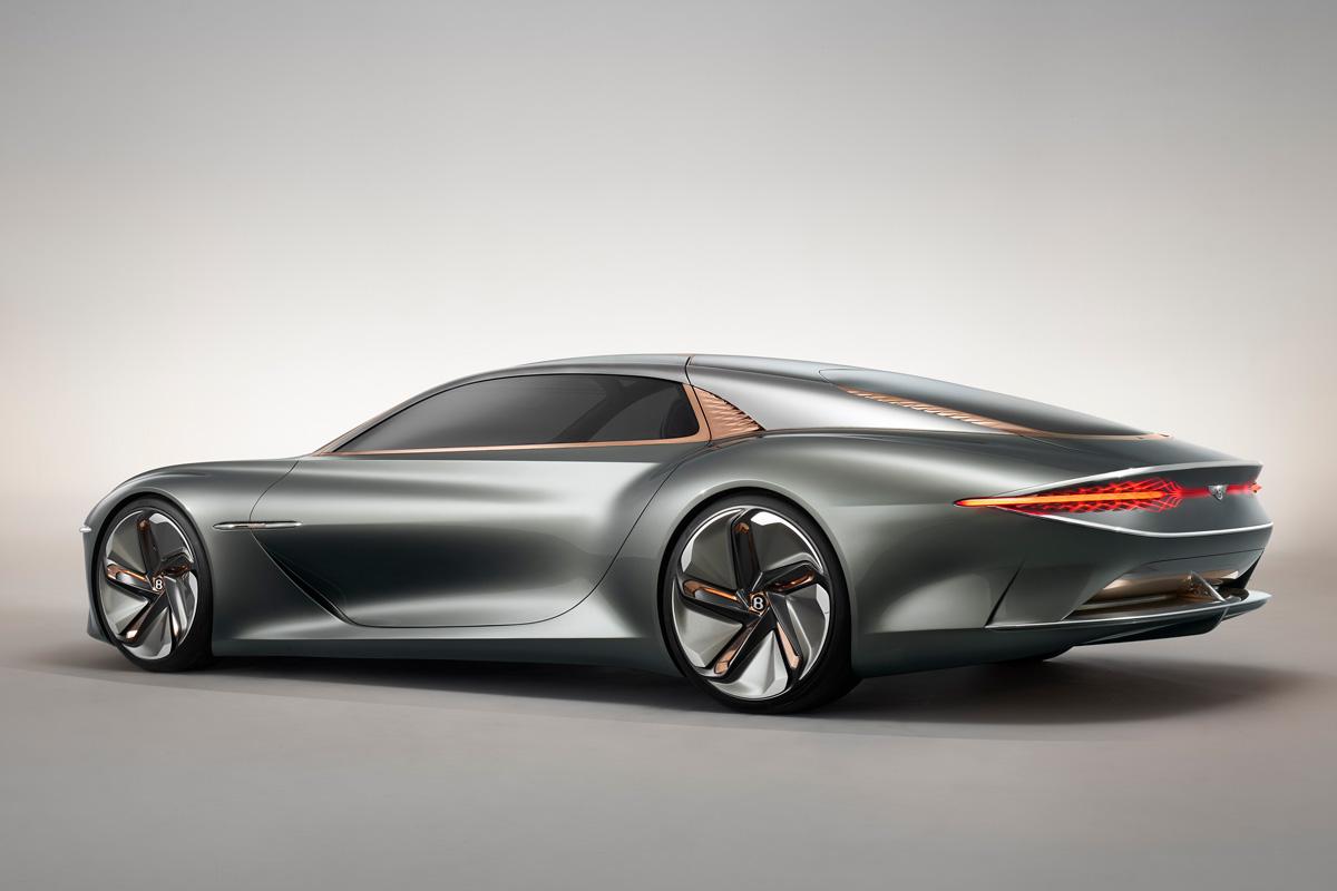 Images : 2番目の画像 - Bentley EXP 100 GT - Webモーターマガジン